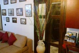 B&B Cagliari: receptie-lobby - Sardinië sfeerhotel