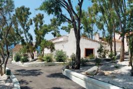 Cottage in Arbatax Residence gelegen in Sardinië.