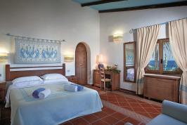 De prachtige inrichting van de Sardijnse villa's