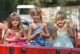 Kindvriendelijke accommodatie in Sardinië.