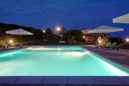 Zwembad Borgo Carollo.