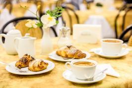Ontbijt tijdens uw vakantie op Sardinië in Italië