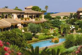 Hotel Sardinie strand