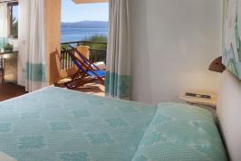 Slaapkamer met zeezicht!