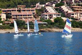 Accommodatie voor een gezinsvakantie op Sardinië.