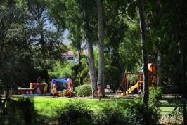 Speeltuin bij deze top villa.